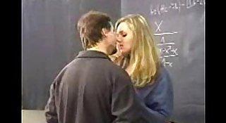 Fucking the teacher