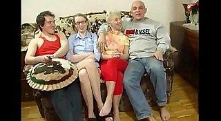 Sex in Family Memebrs
