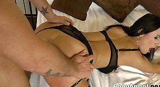 Petite Buttfucked MILFs Ania Kinski, Niki Sweet, Lili A, Mia Jordan, David Perry