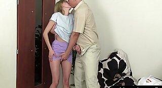Kinky teen gets nailed by SexFed