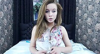 Very Young Barely-Legal Teen throats fucks Dildo - GirlTeenCams.com